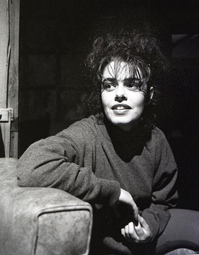 Leonor Alcácer by Luís Barreira  Lisboa, 1989  Série: portraits  Fotografia  Gelatin Silver print  arquivo: 1989_FOLIO_077_15757
