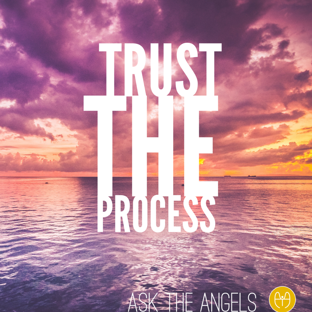 trusting the angels