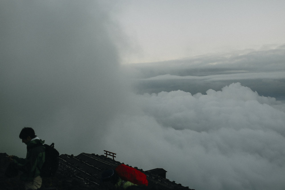 Mt. Fuji Summit