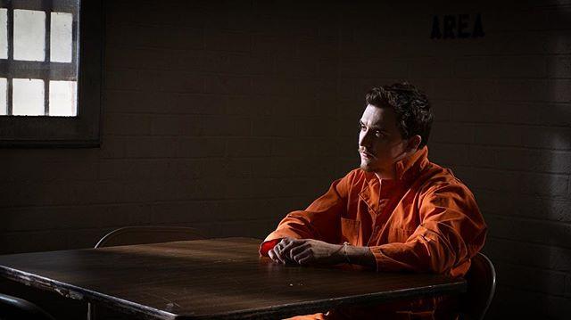 Kyle Gallner as Huck Finn in #bandofrobbers now streaming on #netflix @kylegface