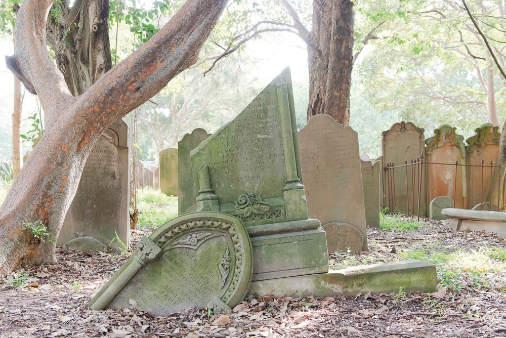 03.10.14, 15:55 Camperdown Cemetery, Newtown