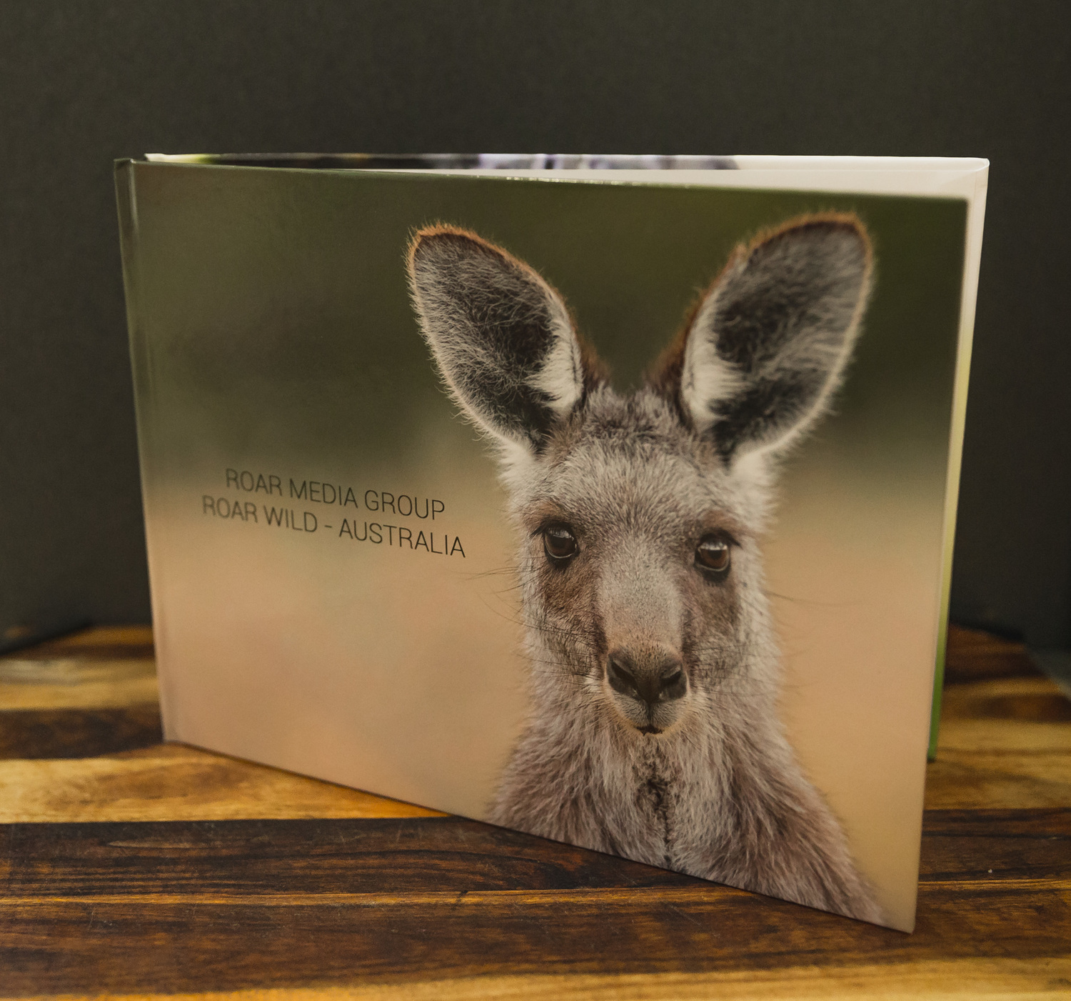 Roar Media Group Roar Wild Australia Coffee Table Book Limited