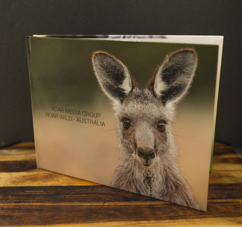 Roar Media Group Roar Wild Australia Coffee Table Book Limited
