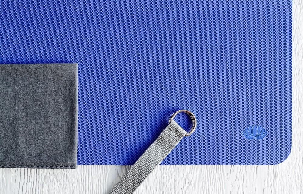 Kriya Veda Premium TPE Yoga Mat