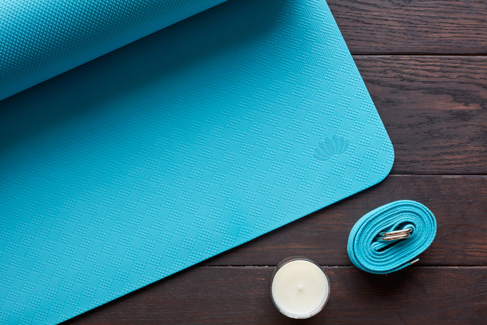 Aqua Premium Yoga Mat