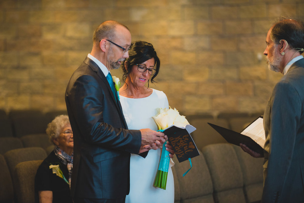 Reading Vows Together