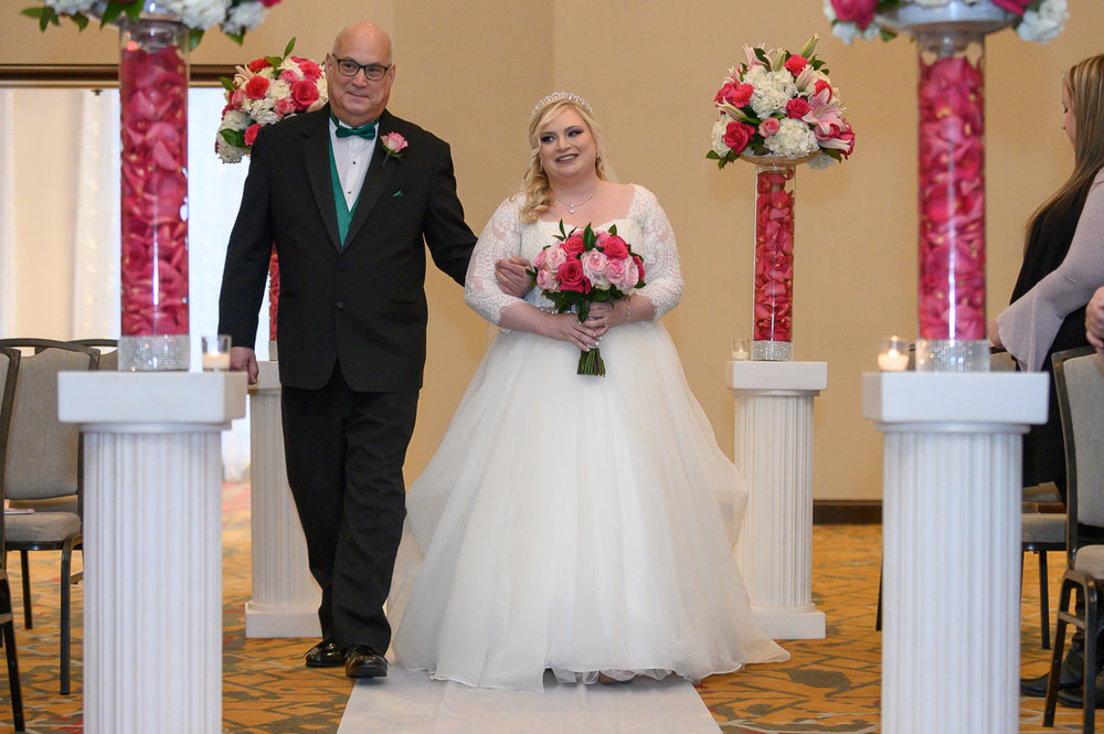 Bride at St. Joseph Conference Center