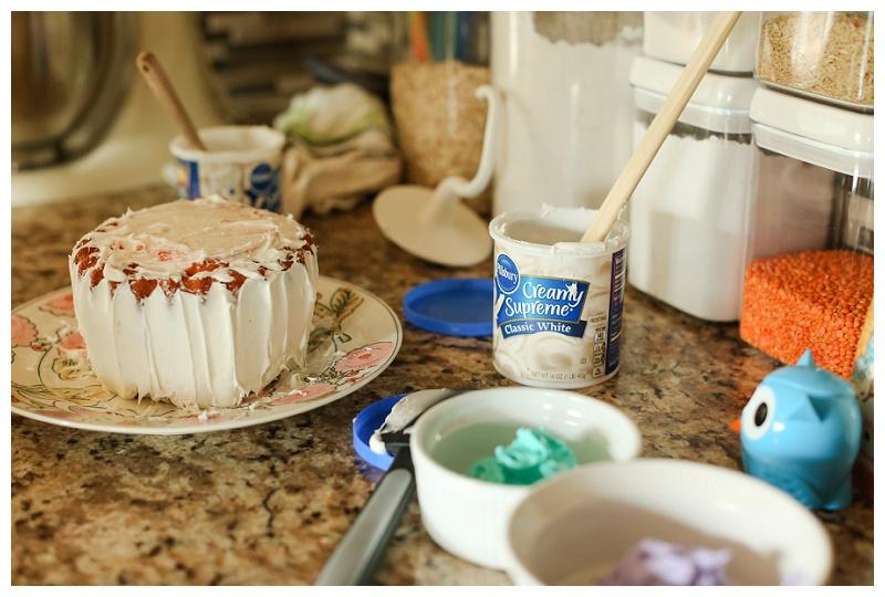 Cake Smash Session | Wilton Giant Cupcake Pan | First Birthday | Atlanta Marietta Family Photographer