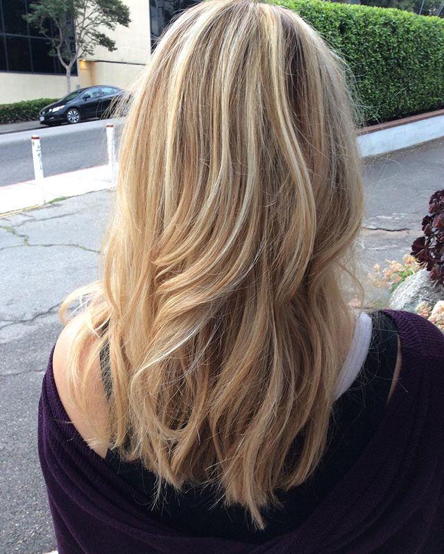 #redken #olaplex #blonde #gettingreadyforsummer #asalonofstudiocity #studiocity 😎
