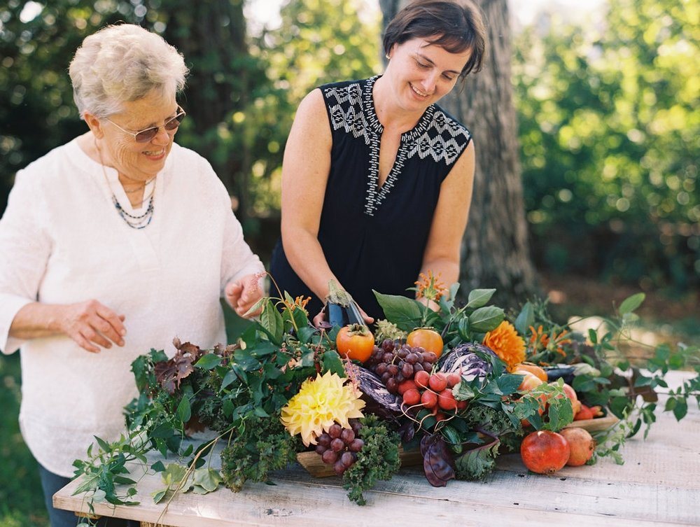 Pat Roberts & Sherry Spencer |  Southern Blooms