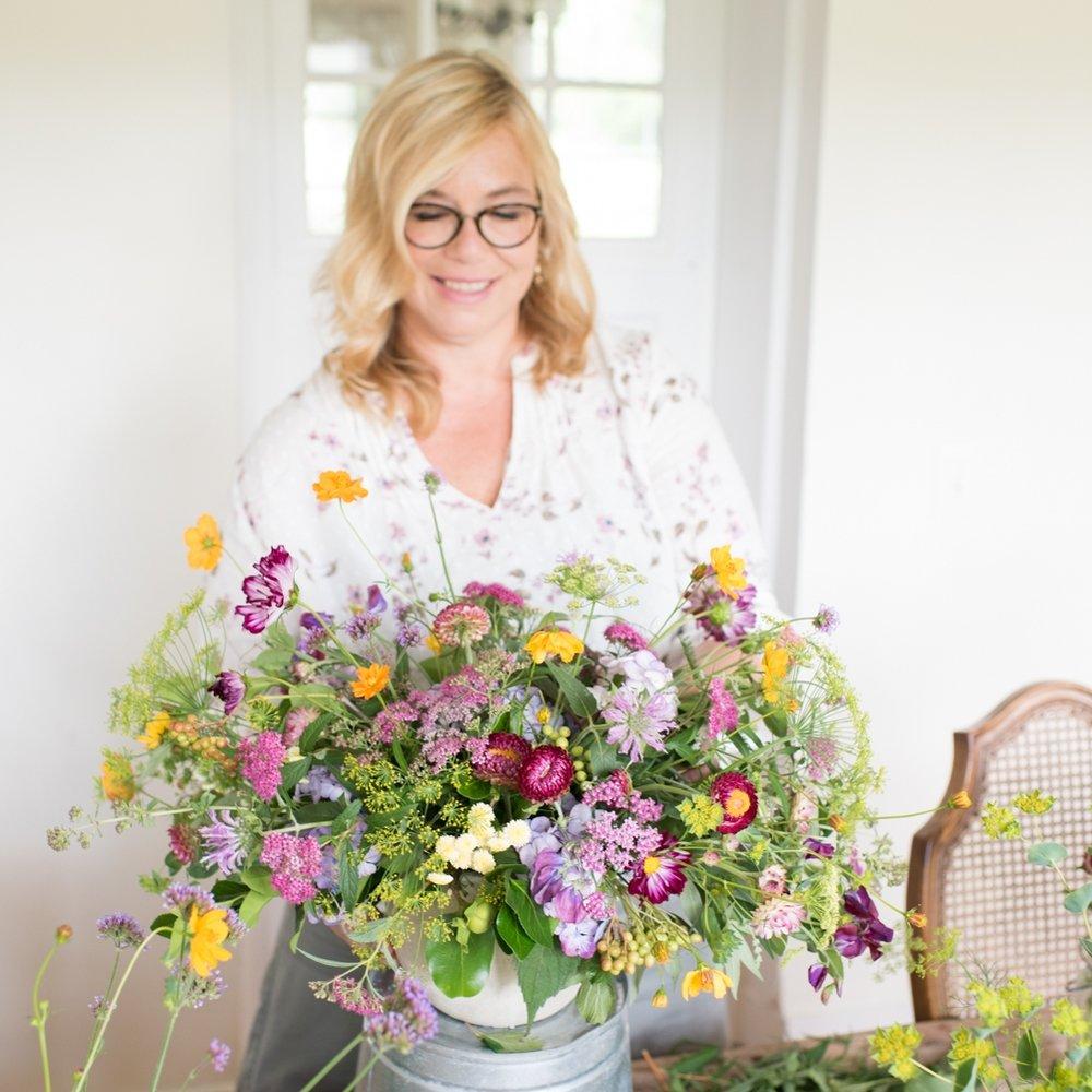 Holly Chapple -  Holly Heider Chapple Flowers