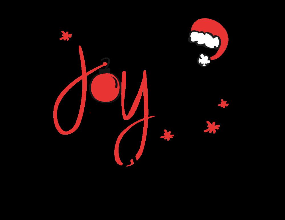Christmas JOY — Once Upon A Joy