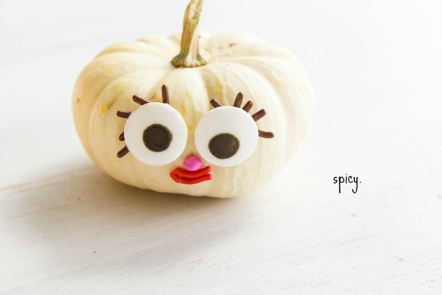 …the Miranda Sings! pumpkin…