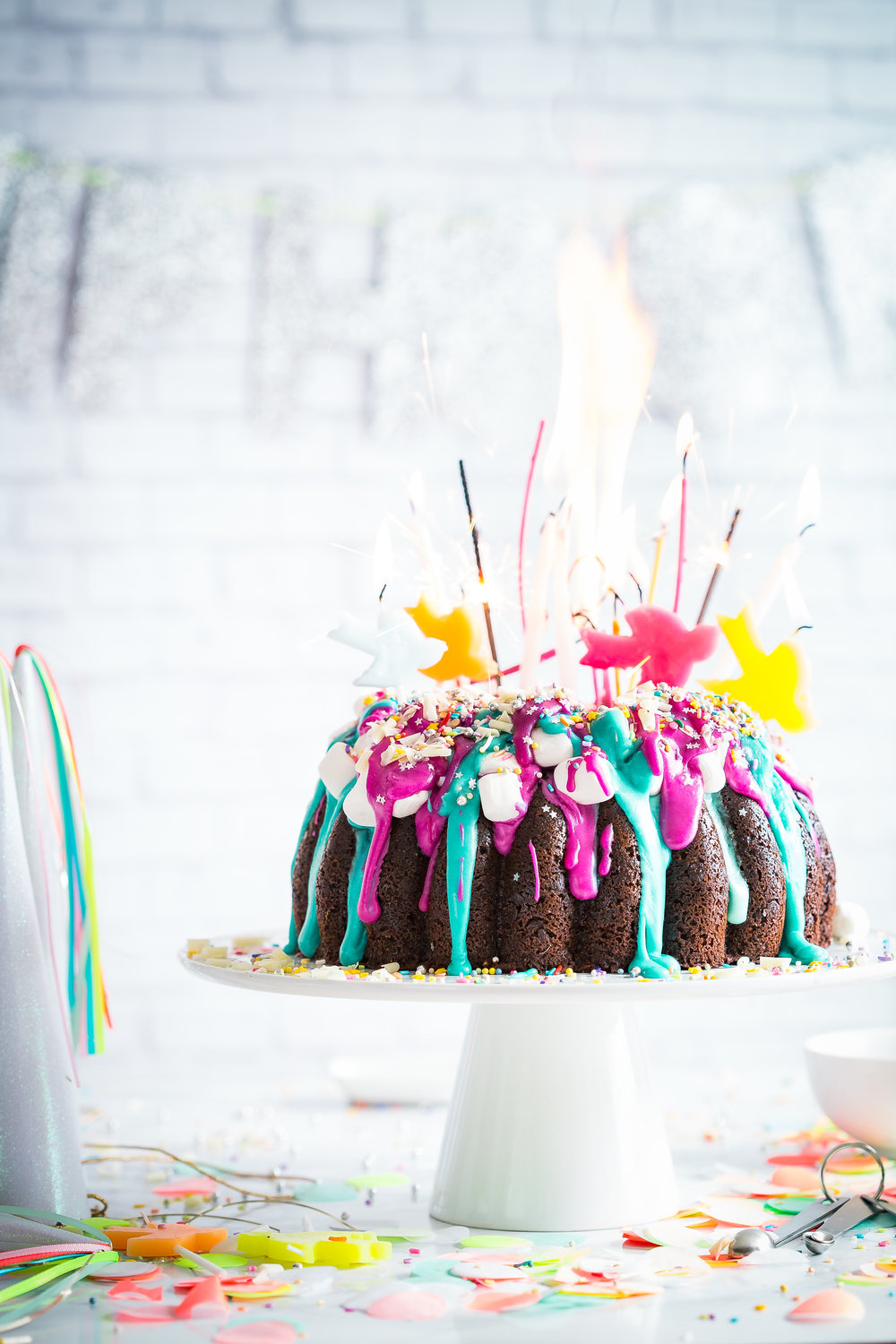 2017 02 Paleo Unicorn Bundt Cake 1 Of