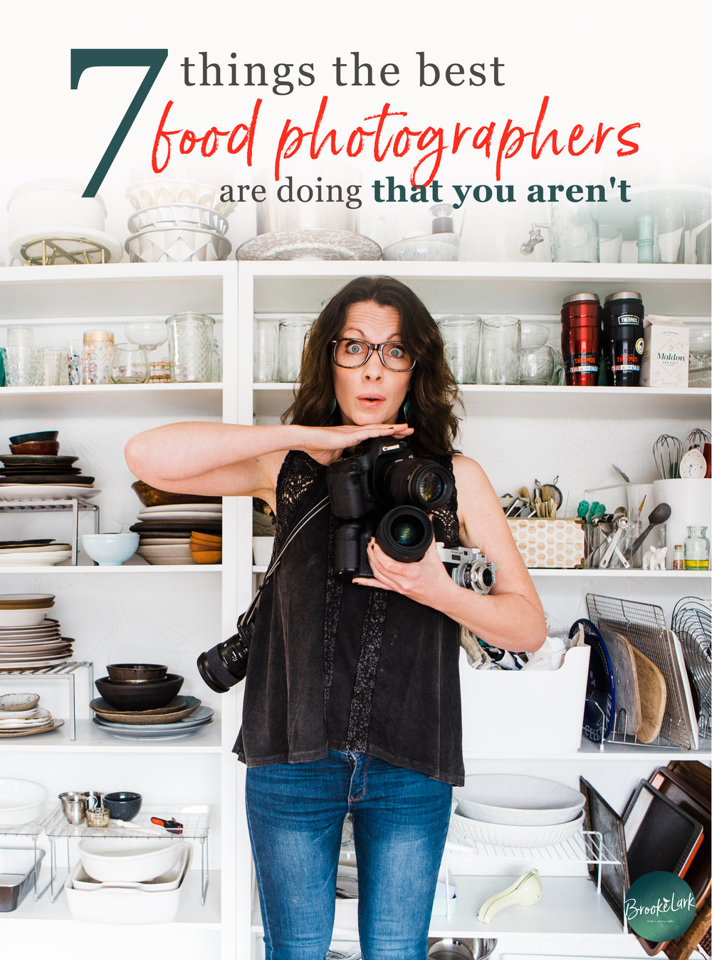 7 Things The Best Food Photographers Are Doing That You Aren't | Colors, shapes, texture – a food photographer strives to capture the pure essence of food. Our goal is to make you want to reach right in and grab a bite. Hungry yet? Okay, our job is done.