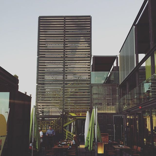 #dxb #dubai #boxes #boxpark #instagood #architecture #archilovers #photography #followme #filter