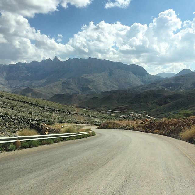 #oman #roadtrip #nature #road #photooftheday #instagood #nofilter #followme