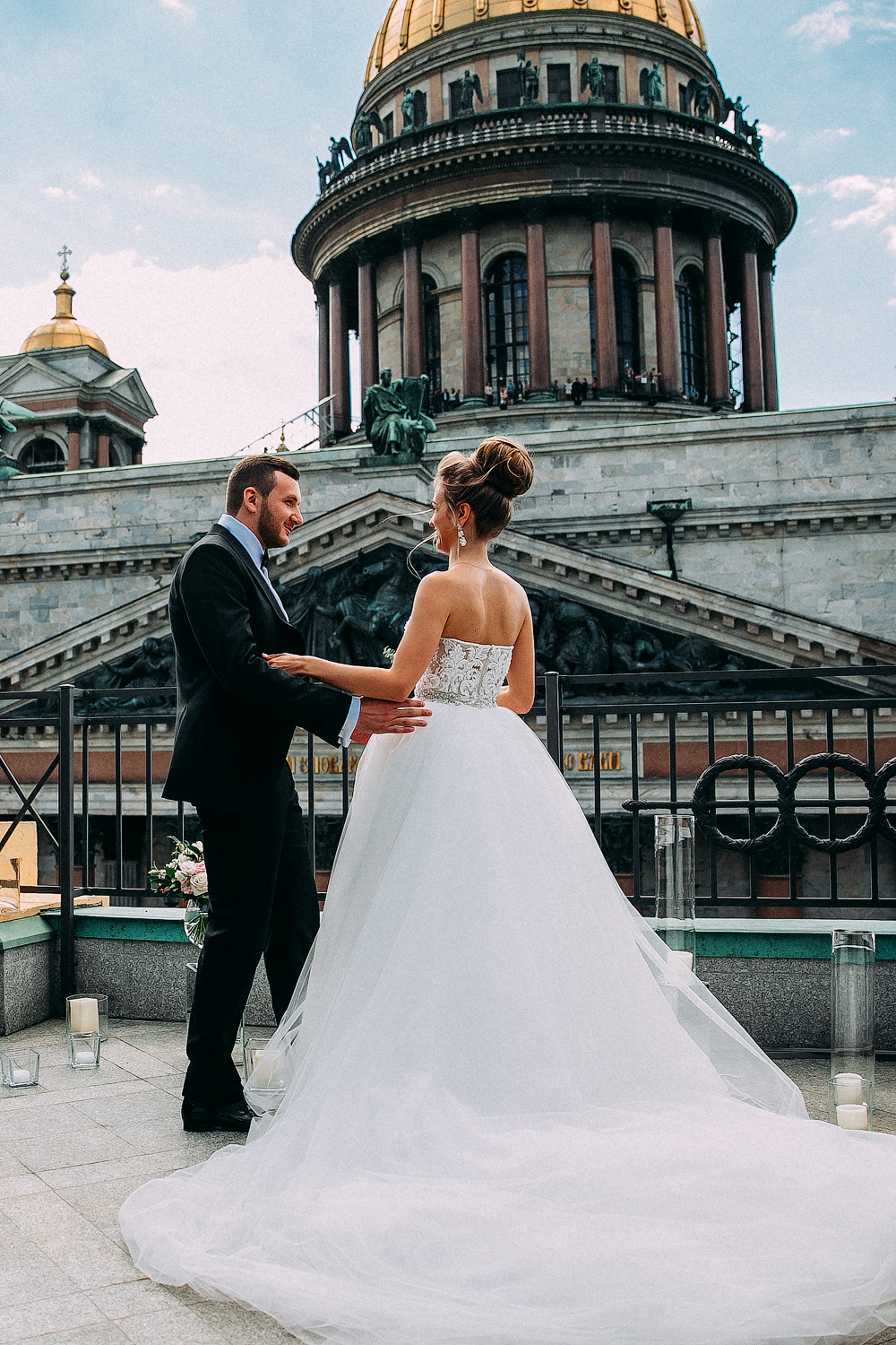 Gorgeous european wedding - Vsevolod & Alina