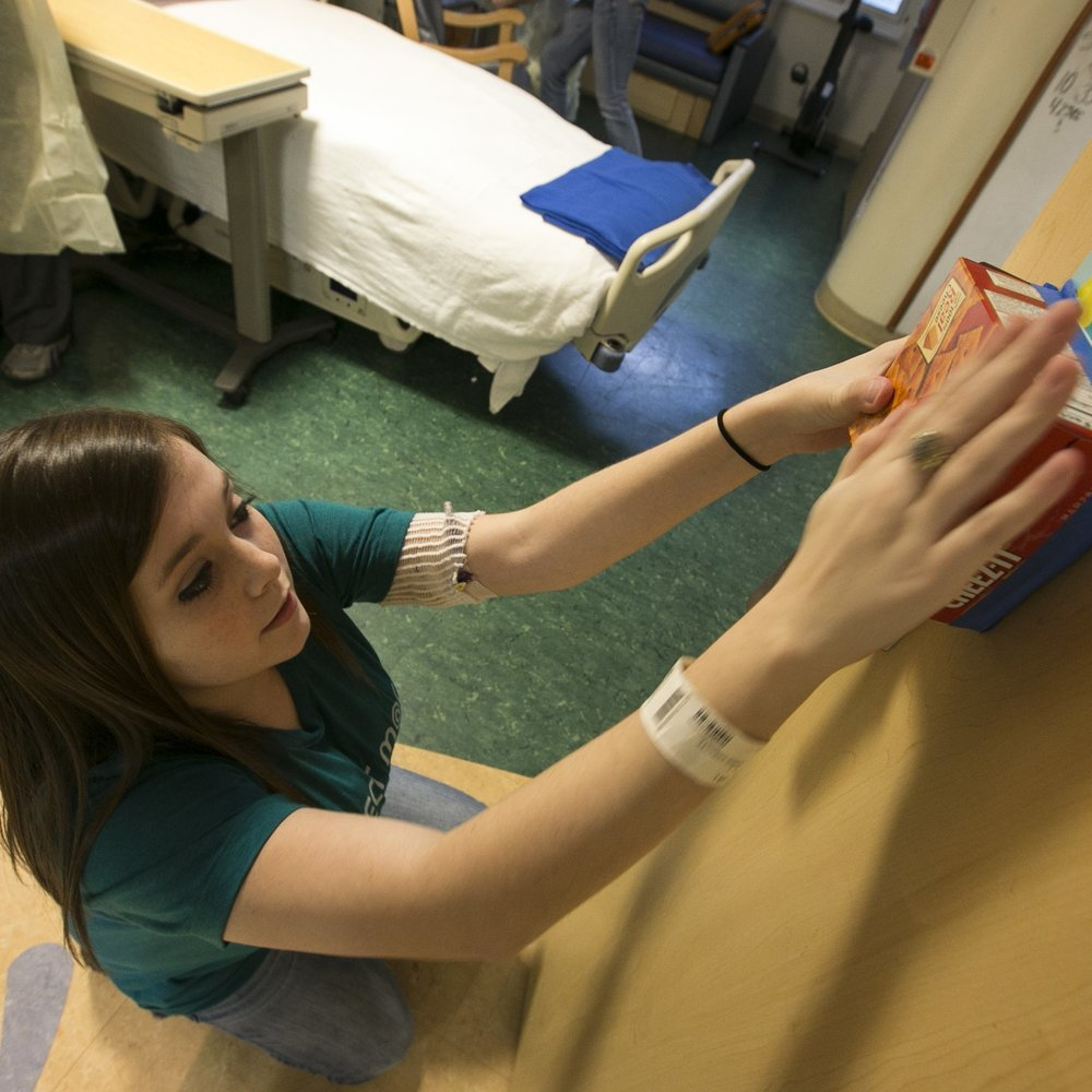 Vanderbilt Medical Center - Mobile 'Makerspace' provides patients tools to create, inspire