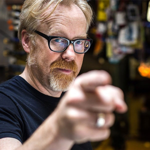 Adam Savage - Adam Savage's Maker Tour: Stanford Adolescent & Young Adult Cancer Program