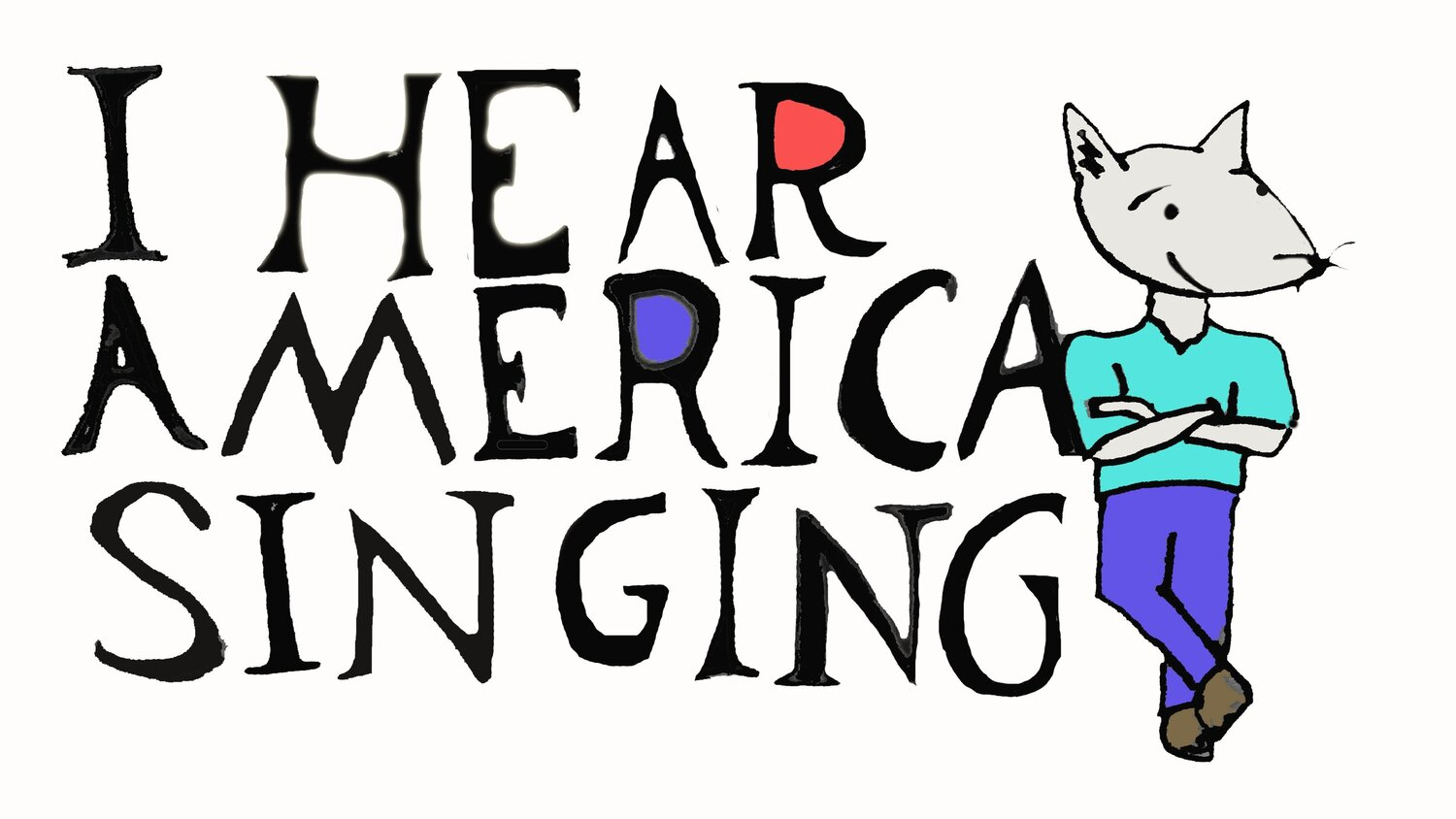 work — I Hear America Singing