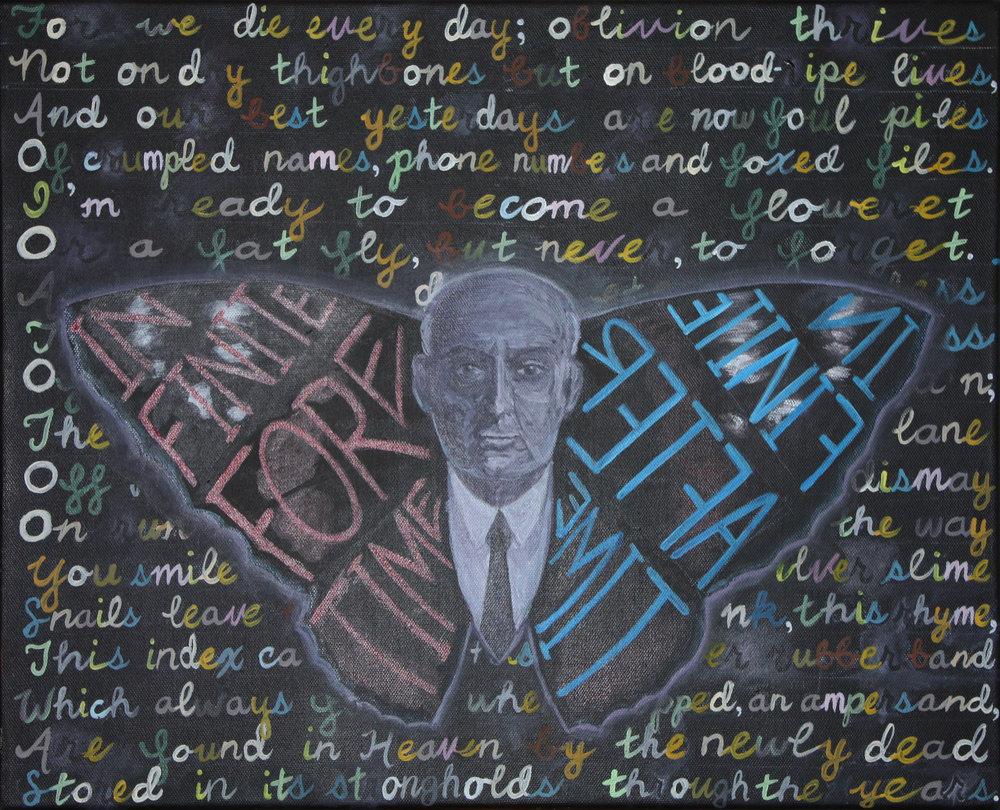 visual exploration of Nabokov's synesthesia