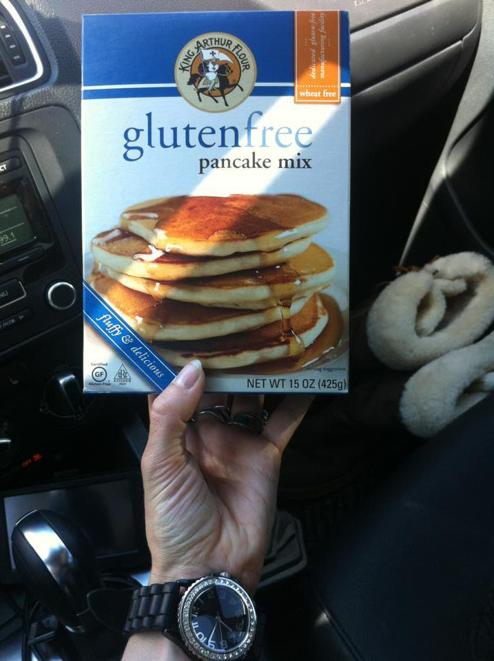 King Arthur Pancake Mix