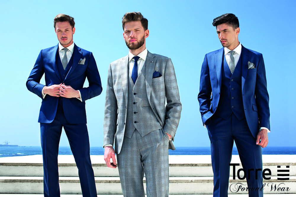 formal wear hire for men
