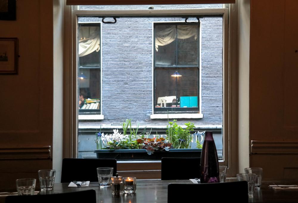 Mildred's vegetarian restaurant London