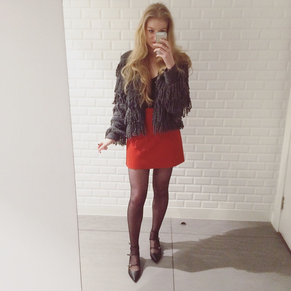 Topshop work outfits