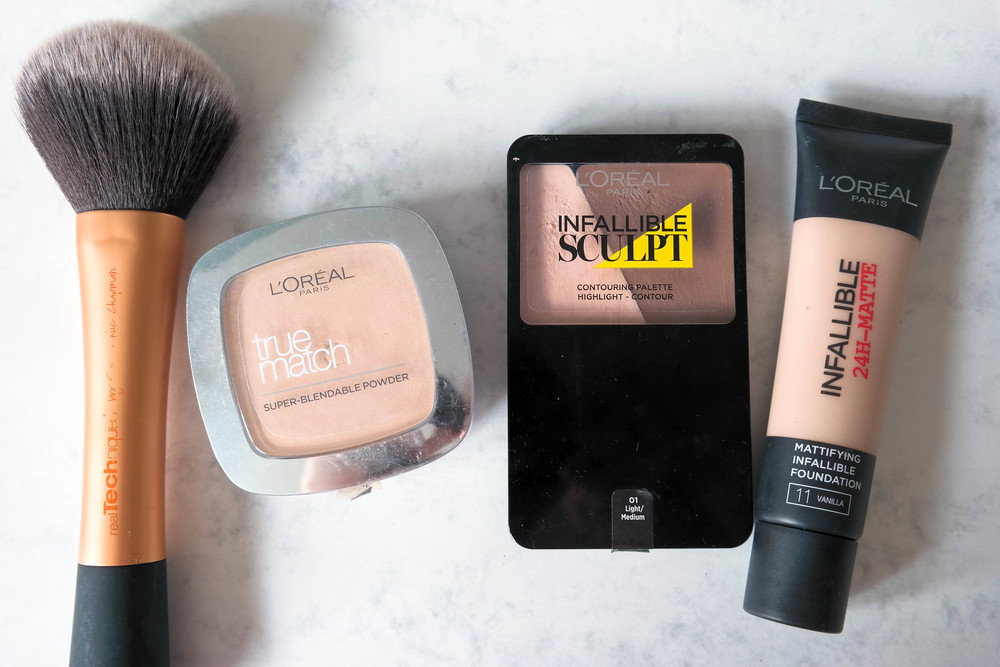 Current beauty favourites