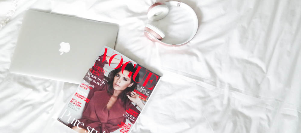 Vogue wages war on fashion bloggers: 3 thoughts