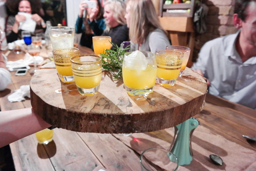 The Literary Hour presents Cider With Rosie supper club