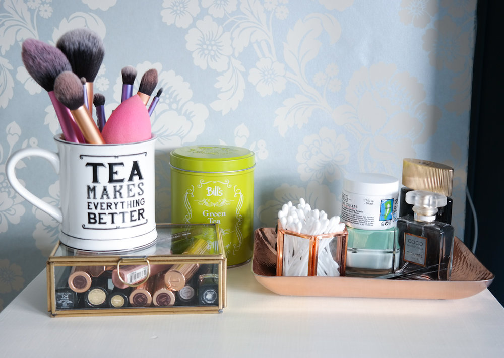 5 useful beauty storage tips and tricks