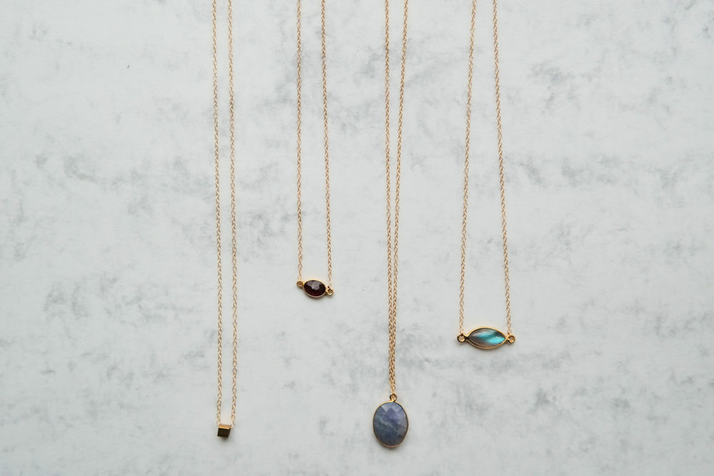 Jewellery I love: Lucy Toms jewellery