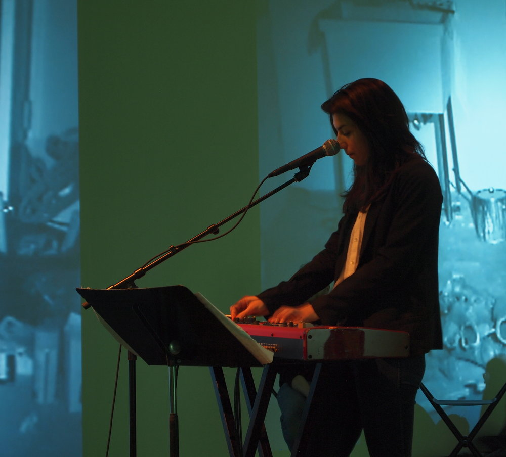 IMMERSIVE AND SURREAL: JULIA HOLTER AT THE WALKER