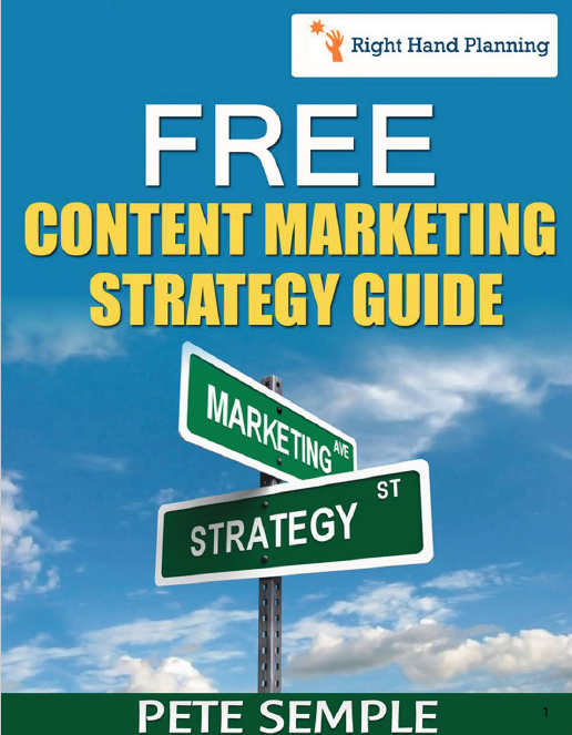 Content Marketing Strategy Guide (2013)