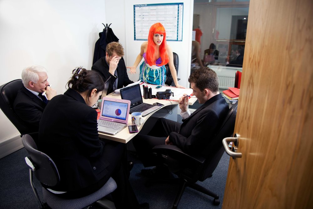 Ariel conducts a business meeting - Sarah Maple(small).jpg