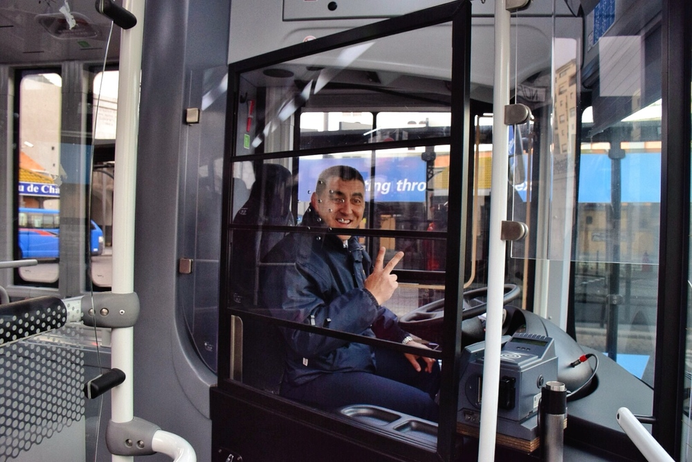 Michael the Bus Driver