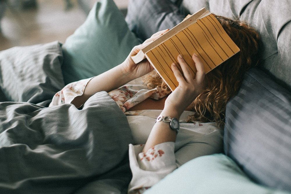 Better use of screen time, better sleep, better you. Photo by    Lina Kivaka    from    Pexels