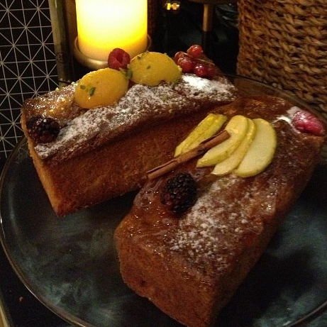Les Desserts - Les desserts...Découvrir les desserts >