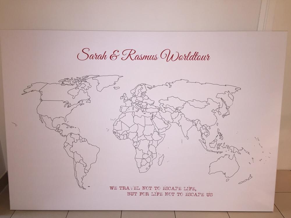 Weltkarte zum eintragen wo man war.JPG