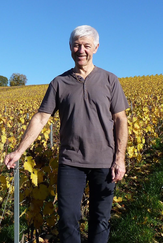 Joël Follet - Responsable des Champagnes Follet& Follet-Ramillon