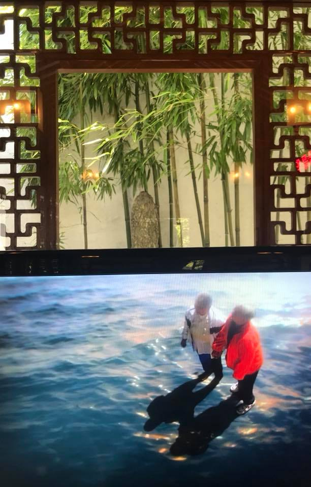 LAIWAN's film  Movement for Two Grannies: Five Variations  is showing in Paul Wong's year-long residency, Occupying Chinatown, at the Sun Yat-Sen Garden, Vancouver.