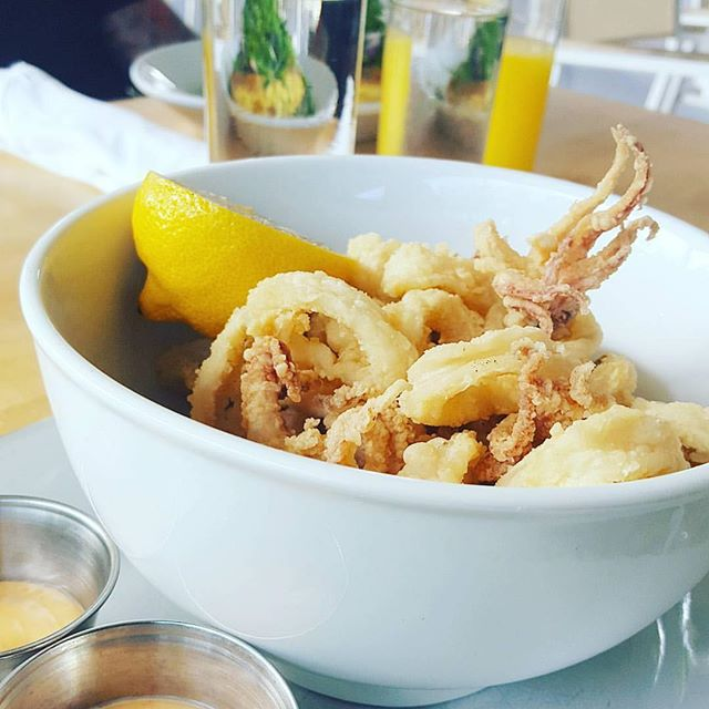 Locals favorite #wefeedtheneighborhood#localfirst#onlyifyouknow#friedcalamari