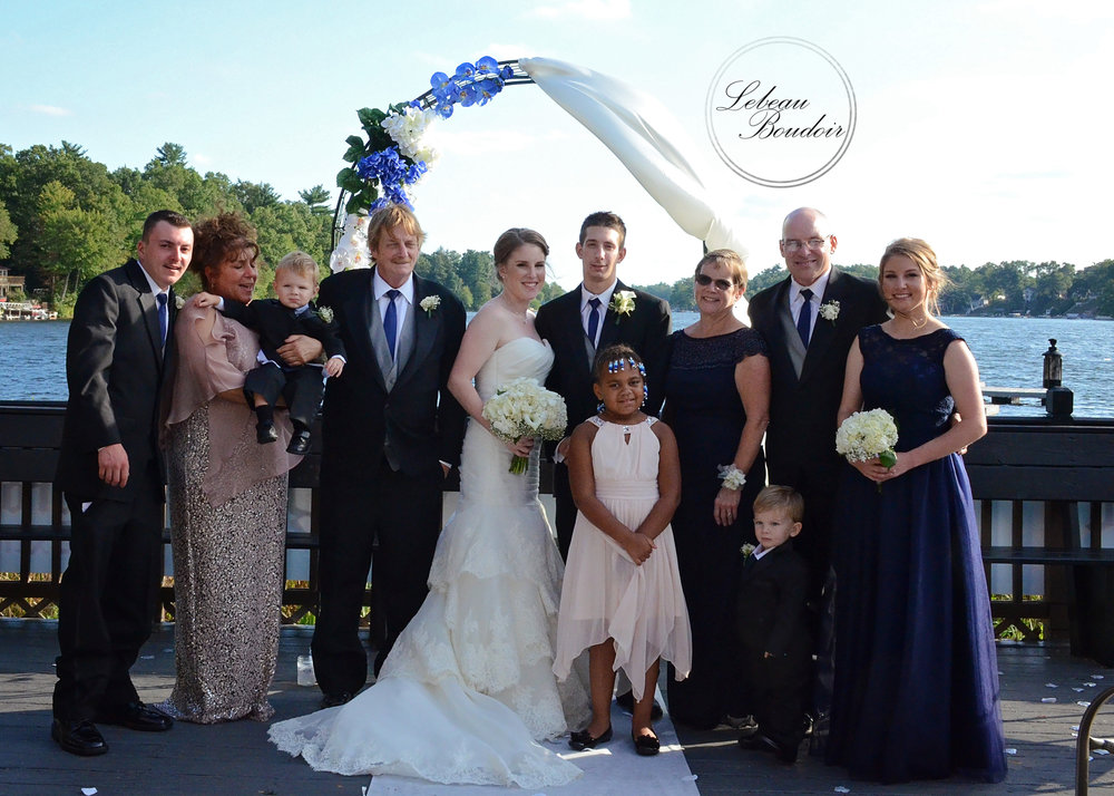 lake congamond southwick weddings family photos