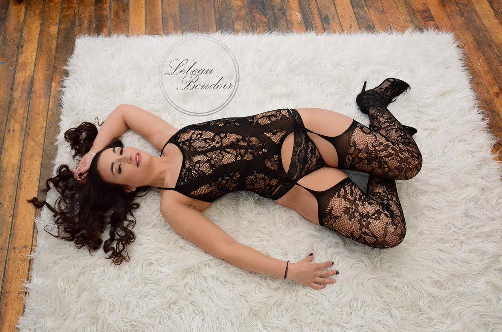 rug lingerie boudoir