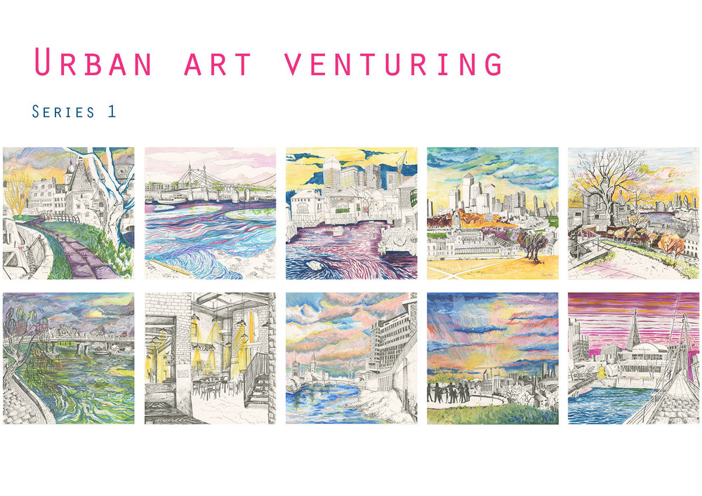 Urban Artventuring Series 1