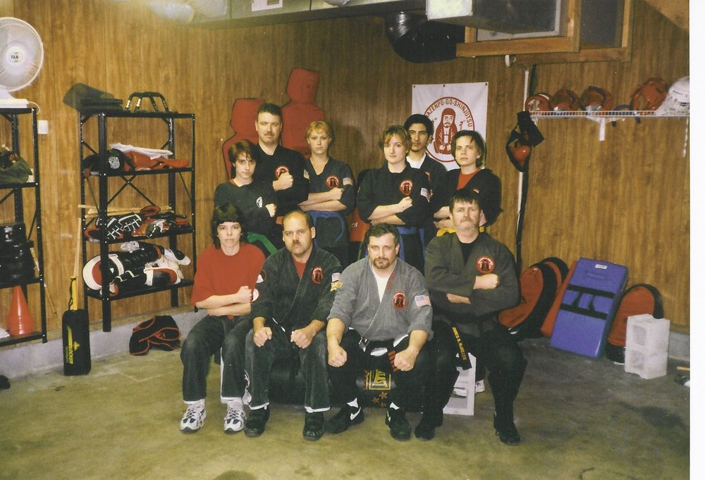 Chesapeake Garage Dojo