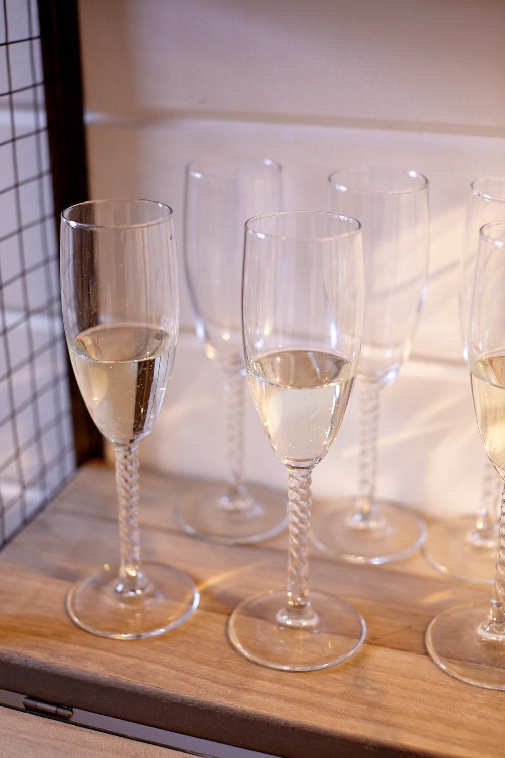 champagne glasses in the bride's room.jpg